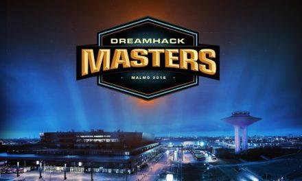 Dreamhack Master Malmö 2016