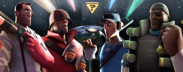 Esport United presenterar TF2 Exhibition Tournament at Dreamhack