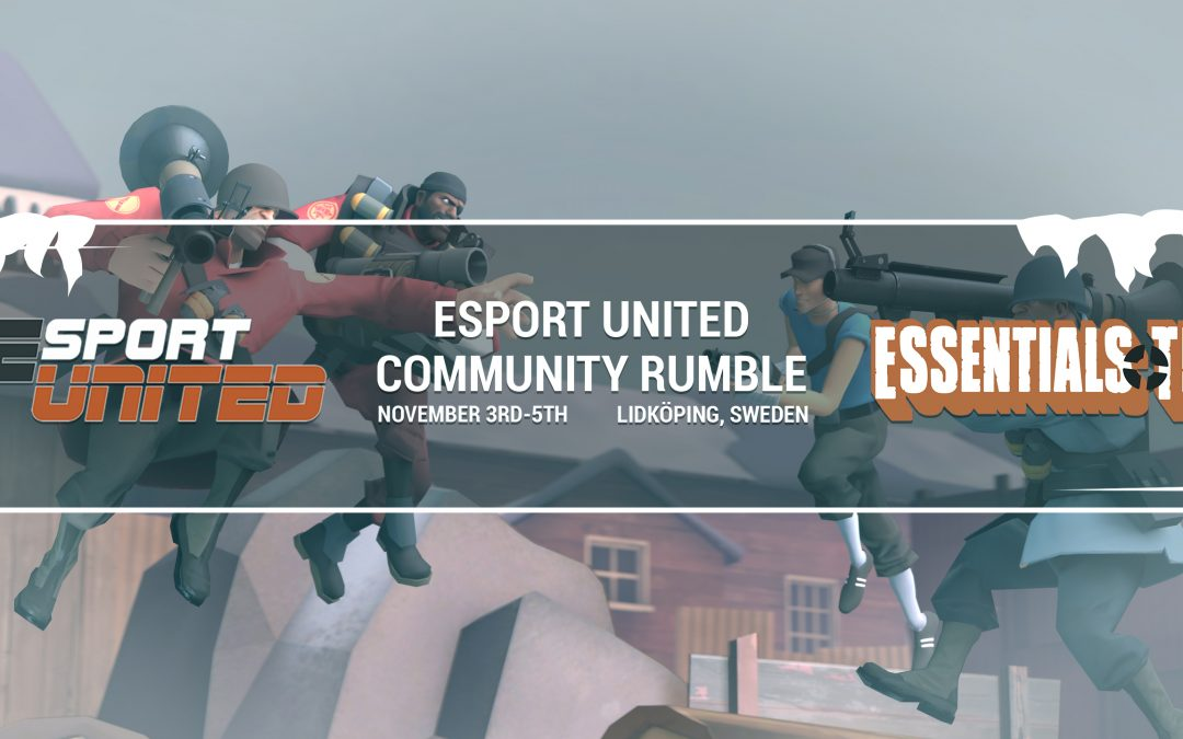 Esport United community rumble