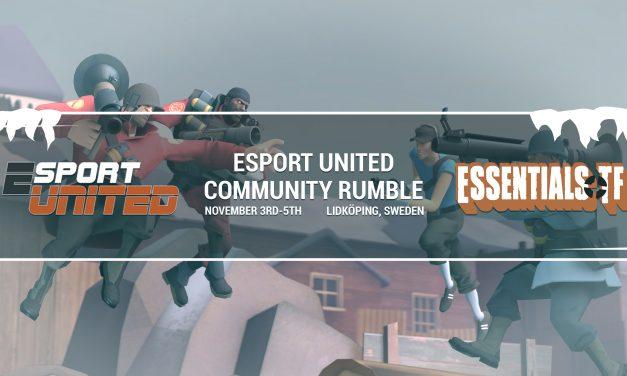 Esport United community rumble